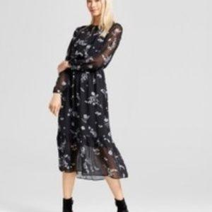 Women's Flowy Midi Dress - Who What Wear Daisy Flo